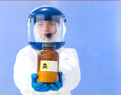 Обращение опасных химикатов на предприятии (Новые требования)